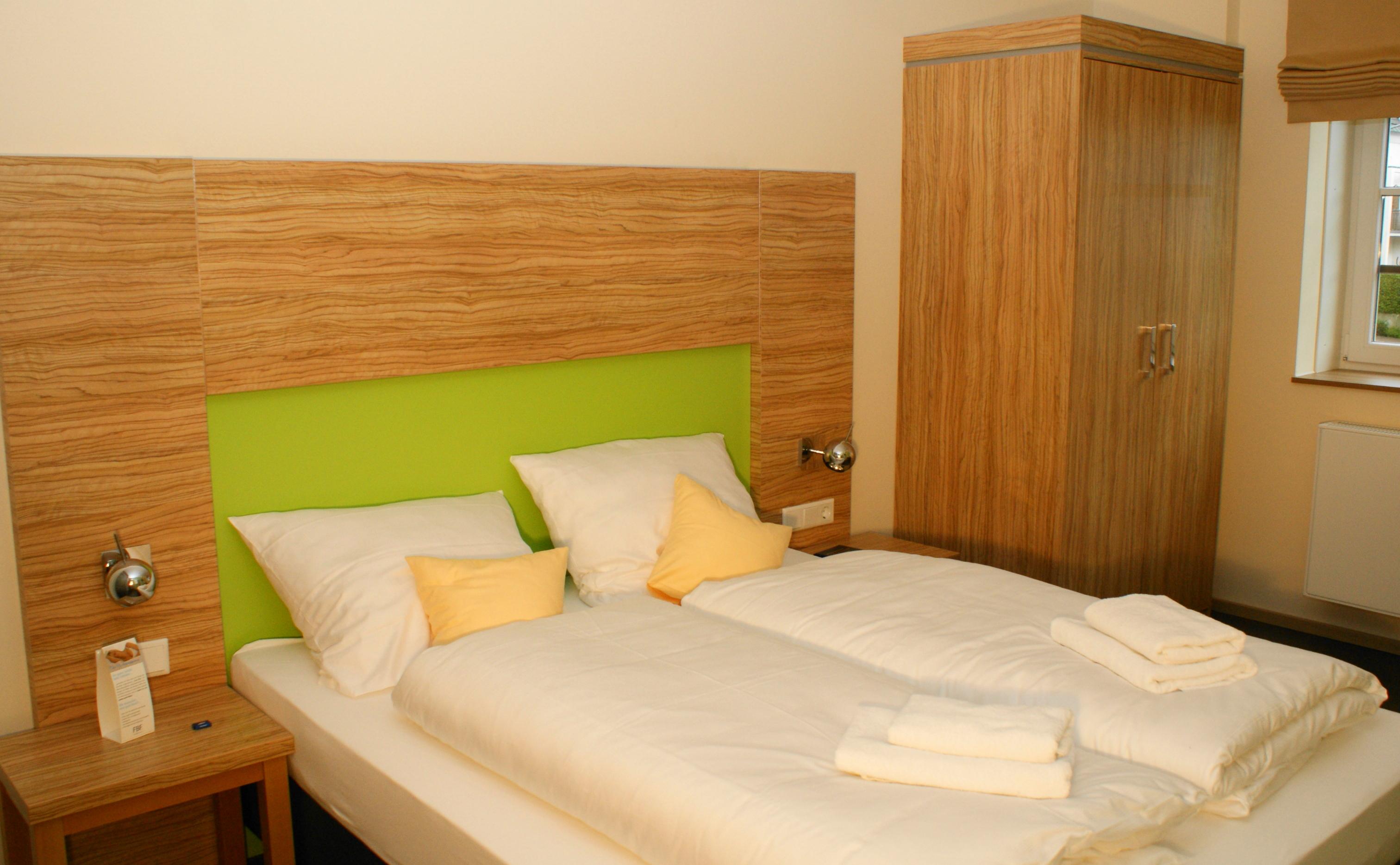 Unsere Zimmer - Hotel Stadt Steinheim
